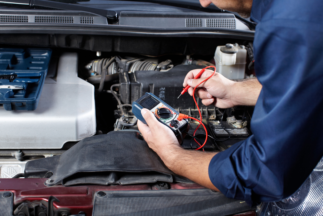 Check Your Car's Inspection Off of Your List